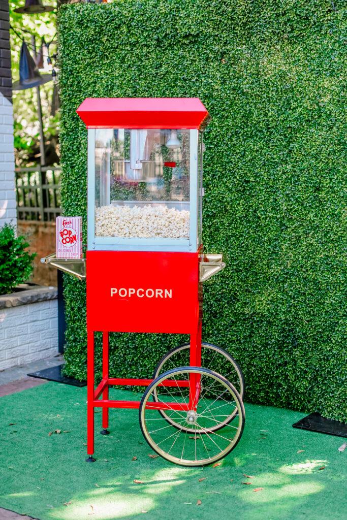 Pop Corn Machine$135 per day